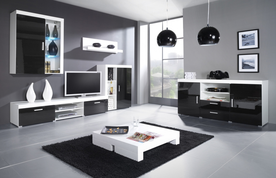 Venice 6 - ensemble meuble tv