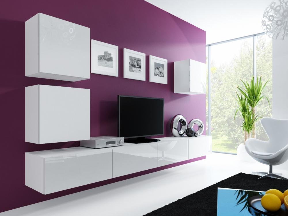 Vilado 22 - intérieur meuble tv