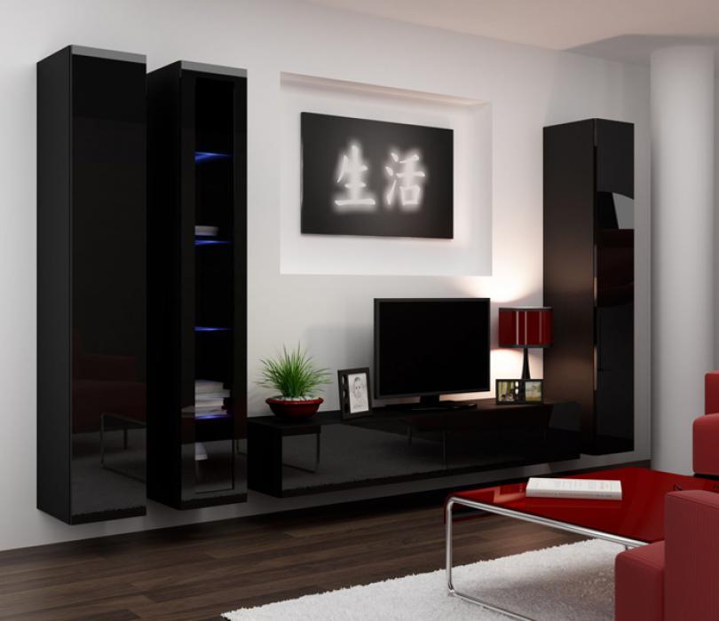 Seattle 2 - meuble tv hifi