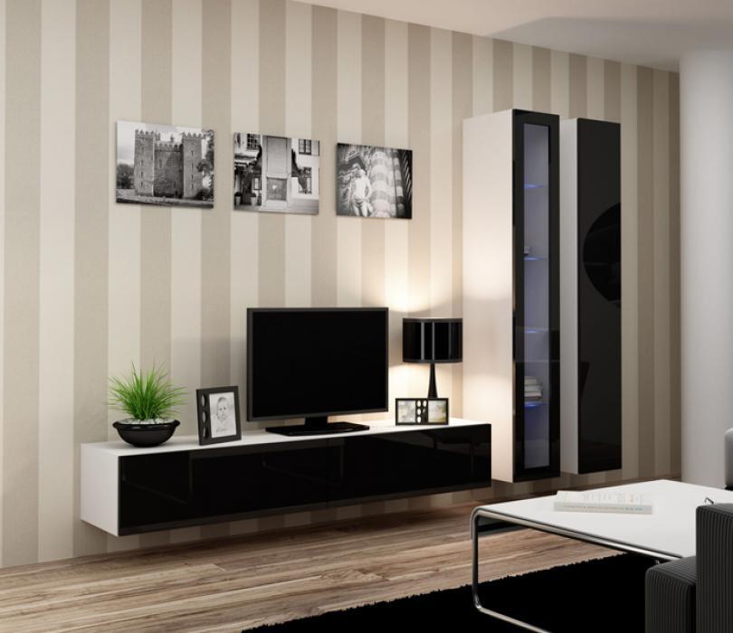 Seattle 10 - salon meuble tv