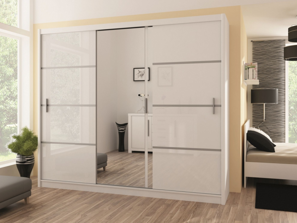 Vezon 250 - armoire blanche