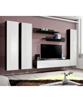 Idea d4 - ensemble meuble tv