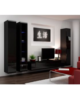 Seattle 2 - meuble tv hifi
