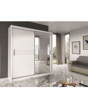 Harlow 203 - armoire porte coulissante
